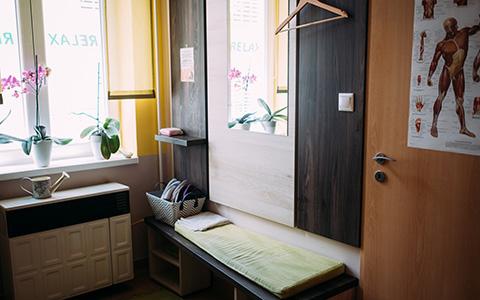 Relax terápia székmasszázs